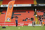 Dundee United J-League Finals at Tannadice. .© David Young - www.davidyoungphoto.co.uk - email: davidyoungphoto@gmail.com