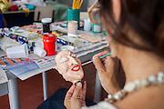 Santos Dumont_MG, Brasil.<br /> <br /> Oficina de Bonecos do Armatrux em Santos Dumont, Minas Gerais.<br /> <br /> Doll Workshop of Armatrux in Santos Dumont, Minas Gerais.<br /> <br /> Foto: THIAGO CAETANO / NITRO