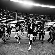 XXXXX during an NFL football game against the XXXXX on Monday, Nov. 21, 2016 in Mexico City. (Ben Liebenberg/NFL)