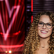 NLD/Hilversum/20141121- 2de Live The Voice of Holland, Kelly Cossee