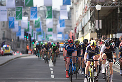 Katie Archibald (GBR) of Team WNT rides mid-pack during Stage 5 of the OVO Energy Women's Tour - a 62 km road race, starting and finishing in London on June 11, 2017, in London, United Kingdom. (Photo by Balint Hamvas/Velofocus.com)