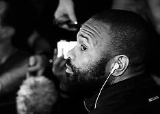 November 3, 2008: Roy Jones Jr. Workout