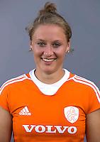 UTRECHT - Lieke van Wijk. Jong Oranje meisjes -21 voor EK 2014 in Belgie (Waterloo). COPYRIGHT KOEN SUYK
