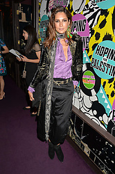 ASTRID NOVILLO ASTRADA at Hoping's Greatest Hits - the 10th Anniversary of The Hoping Foundation's charity benefit held at Ronnie Scott's, 47 Frith Street, Soho, London on 16th June 2016.
