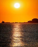 Fire Island Sunrise from Kismet