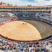Tilt Shift Bullfighting 2