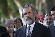"Defense attorney Dan Stormer states he was ""honored to represent the students but disappointed in the verdict"" .A jury found ten Muslim students from the University of California, Irvine, guilty of disrupting a February 2010 speech at the university's campus by Michael Oren, Israeli ambassador to the United States. Orange County Superior Court Judge Peter Wilson sentenced each student to three years of probation, 56 hours of community service, and ordered each to pay $270 in fines."