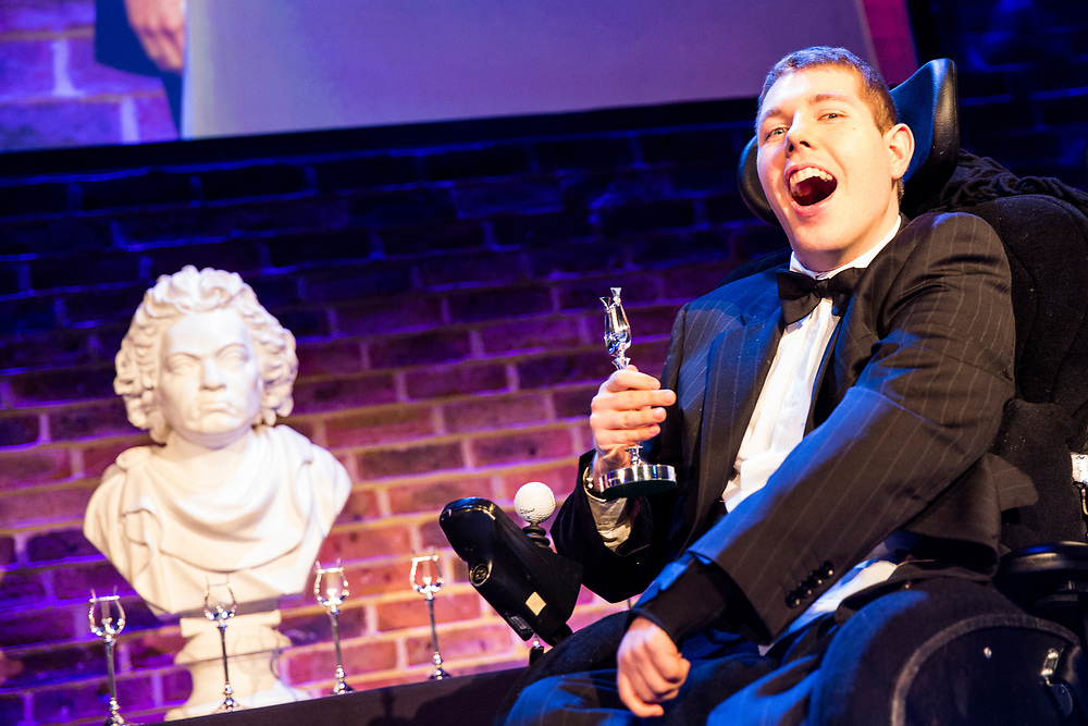 Winner of the RPS Music Award for Learning and Participation<br /> Photographed at the RPS Music Awards, London, Tuesday 9 May