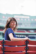 Magazine cover photo for Workforce Magazine of the HR manager of the Red Sox