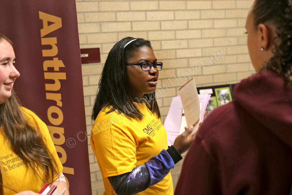 CMU and You Day on Saturday September 13, 2014. Photo by Steve Jessmore/Central Michigan University