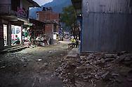 Singati Dolakha District  Nepal April 12, 2016