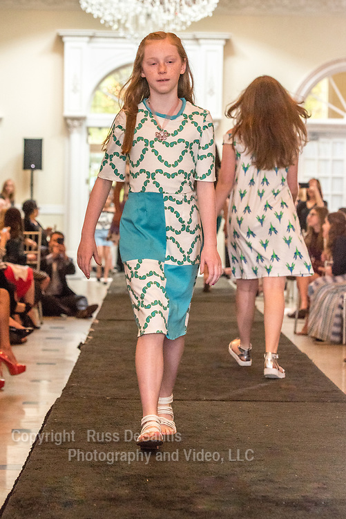 The 2018 KSOF Fashion Show was held at Addison Park in Keyport on Sunday, May 6, 2018. /  Russ DeSantis Photography and Video, LLC