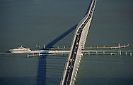 Taipa bridge. Macau  ///  le pont de Taipa. Macao /// R00228/15    L3120  /  R00228  /  P0006560
