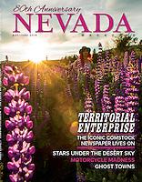 Nevada Magazine <br /> Cover