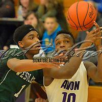 01.29.2016 Westlake at Avon Boys Varsity Basketball