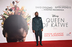 The 60th BFI London Film Festival Premiere of Queen Of Katwe held at Odeon Leicester Square, London on Sunday 9  October