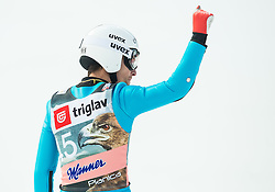 Vincent Descombes Sevoie of France during the Ski Flying Individual Qualification at Day 1 of FIS World Cup Ski Jumping Final, on March 19, 2015 in Planica, Slovenia. Photo by Vid Ponikvar / Sportida
