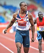 Sainsbury's British Championships Day Two 130713