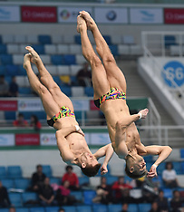 Diving 2018: FINA Diving World Series Beijing - 09 March 2018
