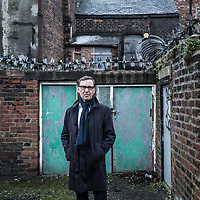 19/01/2016 - Benwell , Newcastle upon Tyne - Alan Milburn - chair of the socialmobility commission