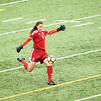 Women's Soccer home game on Sun Sep 23 at U of R Field. Credit: Arthur Ward/Arthur Images