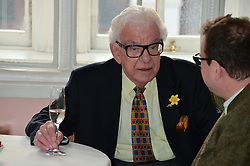 BARRY CRYER at the Oldie Magazine's Oldie of The Year Awards held at Simpson's In The Strand, London on 4th February 2014.