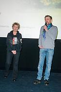"""Jean-Paul Rouve et Annie Cordy étaient présent à Bruxelles pour la présentation du dernier film """"Les Souvenirs"""". Belgique, Bruxelles, le 19 janvier 2015."""