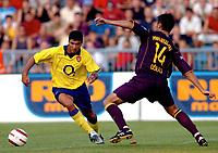 ◊Copyright:<br />GEPA pictures<br />◊Photographer:<br />Andreas Troester<br />◊Name:<br />Reyes<br />◊Rubric:<br />Sport<br />◊Type:<br />Fussball<br />◊Event:<br />Testspiel, NK Maribor vs Arsenal London<br />◊Site:<br />Maribor, Slowenien<br />◊Date:<br />22/07/04<br />◊Description:<br />Jose Reyes (Arsenal), Damjan Oslaj (NKM)<br />◊Archive:<br />DCSTR-2207041801<br />◊RegDate:<br />22.07.2004<br />◊Note:<br />8 MB - BG/BG