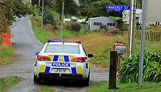 Paeroa-Man with machete shot by police