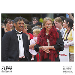 Gaylene Preston at the River Queen Premiere in Wanganui, New Zealand.<br />