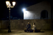 Unspoken intimacy, Alghero, July 2015 (featured entry in Street Photography awards contest, lensCulture 2017)