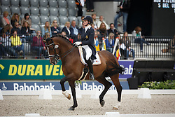 Verwimp Jorinde, (BEL), Tiamo<br /> CDI 5* Grand Prix Special<br /> CHIO Rotterdam 2015<br /> © Hippo Foto - Dirk Caremans<br /> 20/06/15