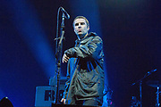 Liam Gallagher performing at the Brighton Centre, Brighton & Hove, United Kingdom on 15 December 2017. Photo by Phil Duncan.
