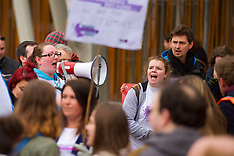 Stop the Cuts Student Demo | Edinburgh | 23 March 2016
