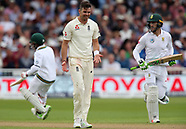 England v South Africa - Second Investec Test Match - Day One 14 July 2017