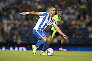 Brighton & Hove Albion central midfielder Beram Kayal (7) during the EFL Sky Bet Championship match between Brighton and Hove Albion and Huddersfield Town at the American Express Community Stadium, Brighton and Hove, England on 13 September 2016.