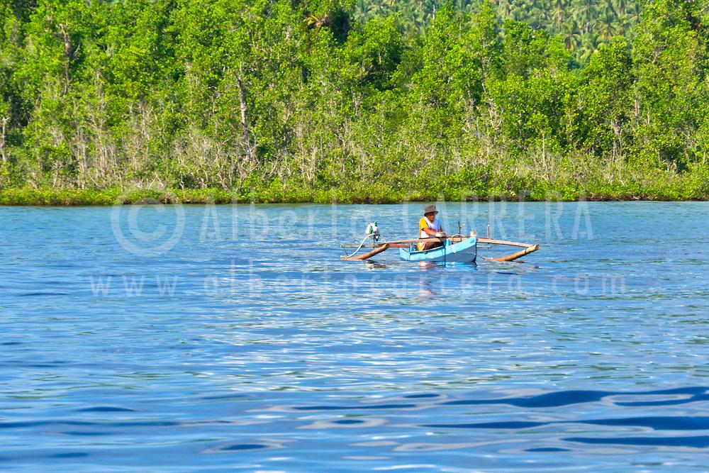 Alberto Carrera, Fishing Boat, Bunaken National Marine Park, Bunaken, North Sulawesi, Indonesia, Asia