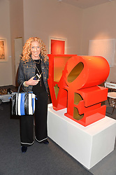 KELLY HOPPEN at the PAD London 10th Anniversary Collector's Preview, Berkeley Square, London on 3rd October 2016.
