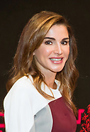 Queen Rania Presents Education Excelence Awards
