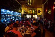 Restaurante Los Nardos, Havana Vieja, Cuba.