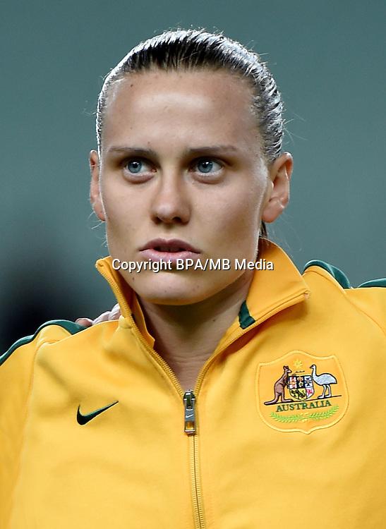 Fifa Woman's Tournament - Olympic Games Rio 2016 -  <br /> Australia National Team - <br /> Emily Louise van Egmond