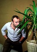 Portrait of Phil Collins - 1979