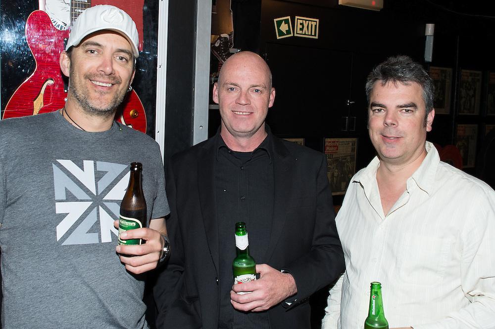 NZ On Air Showcase. Backbeat Bar, Auckland. 15 November 2012