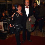 Premiere de Tweeling Amsterdam, regisseur Ben Sombogaart