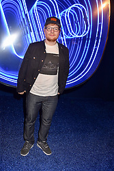 Ed Sheeran at the Warner Music & Ciroc Brit Awards party, Freemasons Hall, 60 Great Queen Street, London England. 22 February 2017.