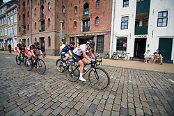 Eri Yonamine (JPN) at Healthy Ageing Tour 2018 - Stage 5, a 94.3 km road race in Groningen on April 8, 2018. Photo by Sean Robinson/Velofocus.com