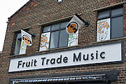 30 August 2014: Fruit Trade Music  in Humber Street,Hull, East Yorkshire, UK.<br /> Picture: Sean Spencer/Hull News & Pictures Ltd<br /> 01482 772651/07976 433960<br /> www.hullnews.co.uk   sean@hullnews.co.uk