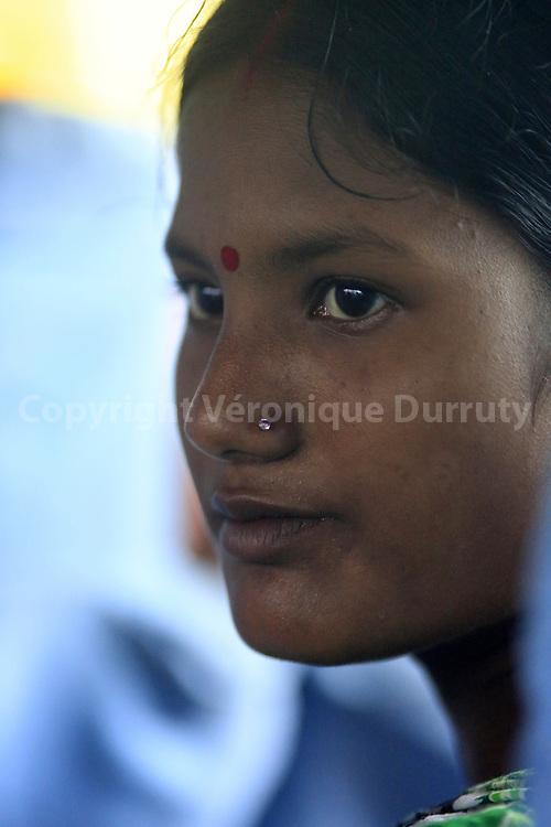 In the bus, Rangpur, Bangladesh // Dans le bus, Rangpur, Bangladesh