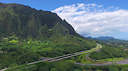 Koolau, Mountains, Oahu, Hawaii