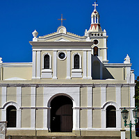 Iglesis de San Germ&aacute;n de Auxerre in San Germ&aacute;n, Puerto Rico<br />